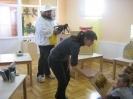 Prezentacije u dječijim vrtićima na temu Pčelica i med_30